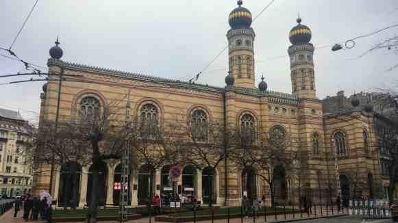 Wielka Synagoga, Budapeszt - Węgry