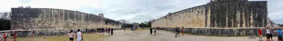 Gran Juego de Pelota, Chichén Itzá - Meksyk