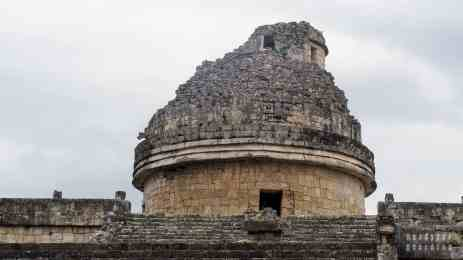 El Caracol, Chichén Itzá - Meksyk