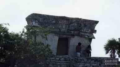 Templo del Dios Descendente, Tulum - Meksyk