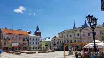 Rynek Trybunalski, Piotrków Trybunalski