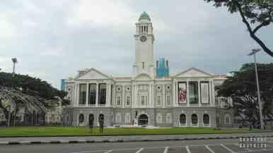 Victoria Theatre and Concert Hall - Singapur