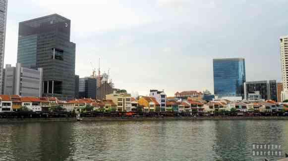 Boat Quay - Singapur