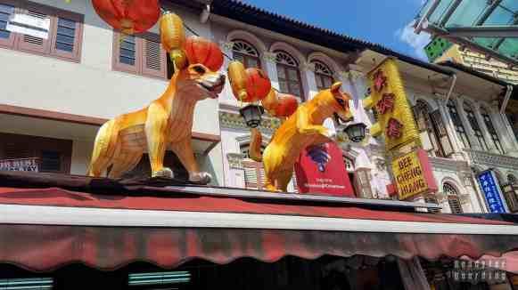 Chinatown - Singapur