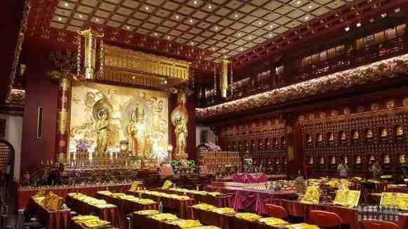 Buddha Tooth Relic Temple - Singapur