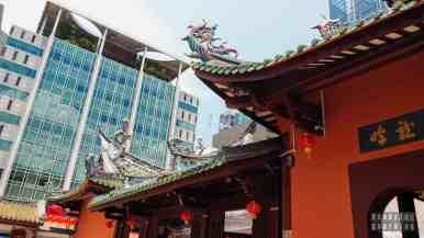 Świątynia Thian Hock Keng - Singapur