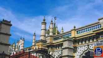 Meczet Abdul Gafoor w Little India - Singapur