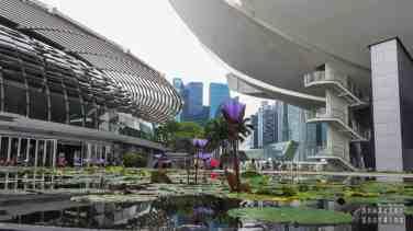 Marina Bay Sands - Singapur
