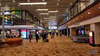 Lotnisko Singapur - Changi