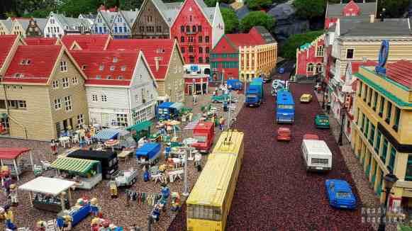 Miniland w Legolandzie, Billund - Dania