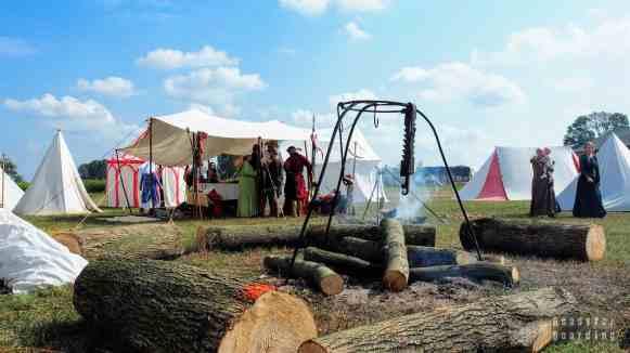 Turniej rycerski w Besiekierach, województwo łódzkie