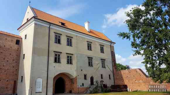 Zamek królewski w Łęczycy, województwo łódzkie