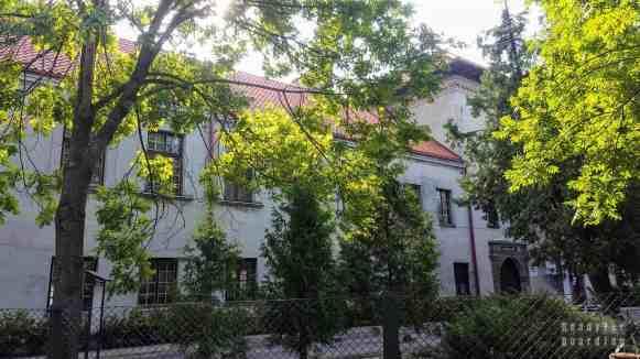 Zamek w Bykach, Piotrków Trybunalski