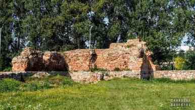 Zamek w Rawie Mazowieckiej - zamki województwa łódzkiego