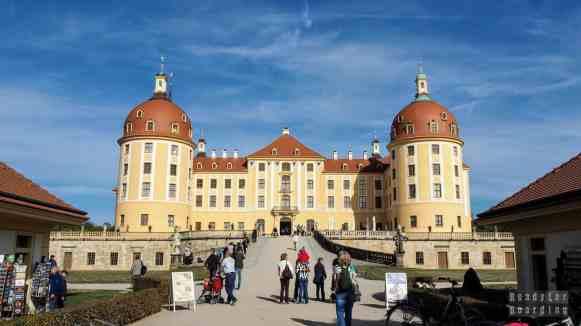 Pałac Moritzburg, Saksonia