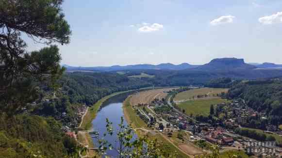 Szwajcaria Saksońska - Niemcy