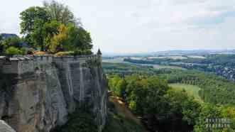 TwierdzaKönigstein, Saksonia