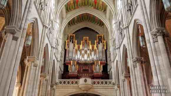 Katedra Almudena, Madryt - Hiszpania