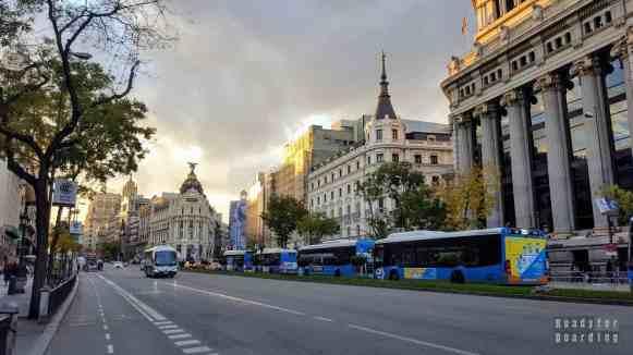 Madryt - Hiszpania