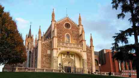 San Jerónimo el Real, Madryt - Hiszpania