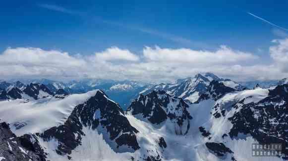 Titlis - Szwajcaria