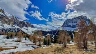 Dolomity - Tyrol Południowy - Włochy