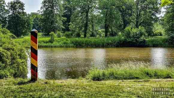 Bad Muskau i Weisswasser - Saksonia, Niemcy