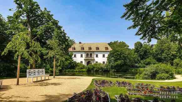 Park księcia Pücklera, Mużaków - Saksonia, Niemcy