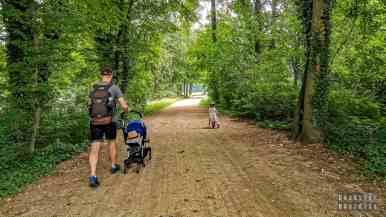 Park w Mużakowie - Saksonia, Niemcy