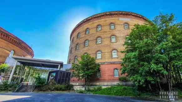 Panometer, Lipsk - Niemcy
