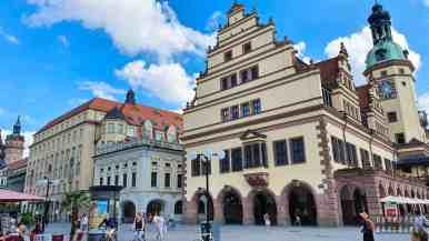 Lipsk - Niemcy