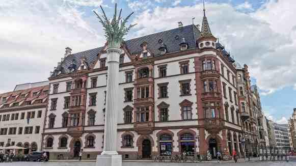Kolumna Pokoju, Lipsk - Niemcy