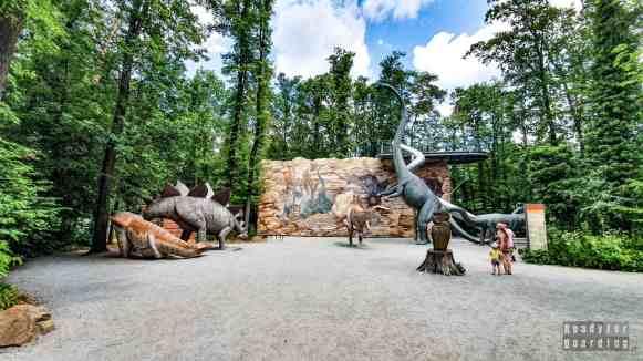 Saurierpark Kleinwelka - Budziszyn, Niemcy