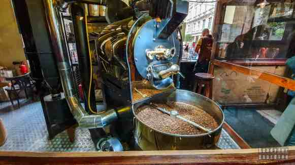 Kopalnia Kawy - Lwów