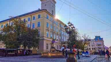 Rynej we Lwowie