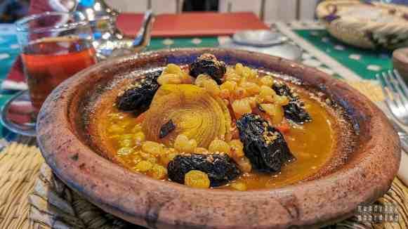 Tajine w Marrakeszu - Maroko
