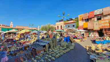 Marrakesz - Maroko