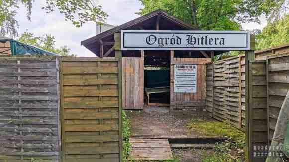 Ogród Hitlera, Mazurolandia