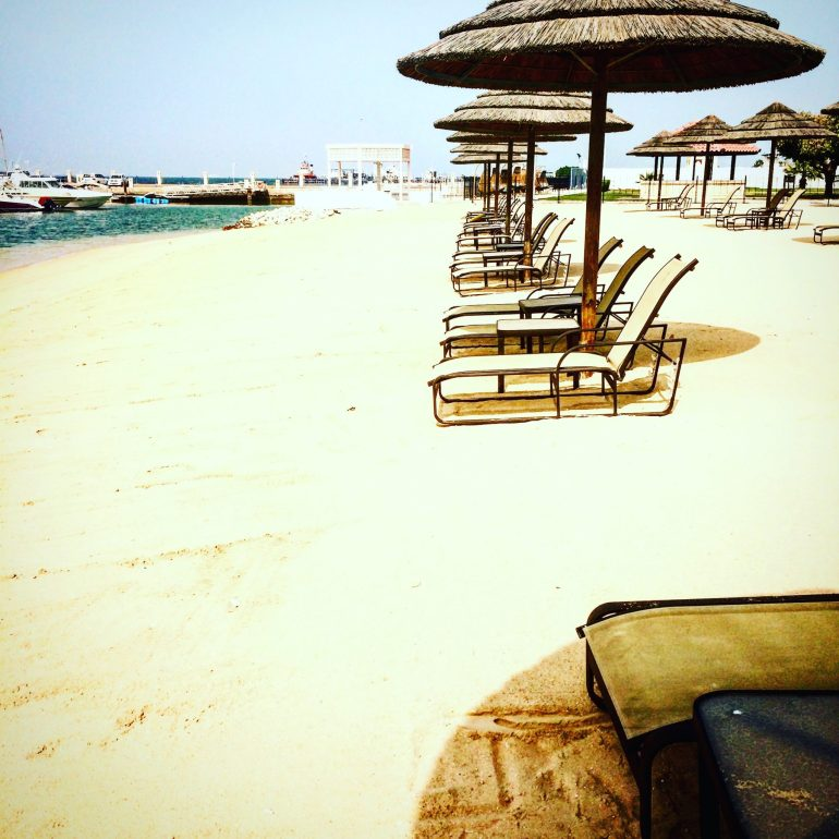 Beach doha