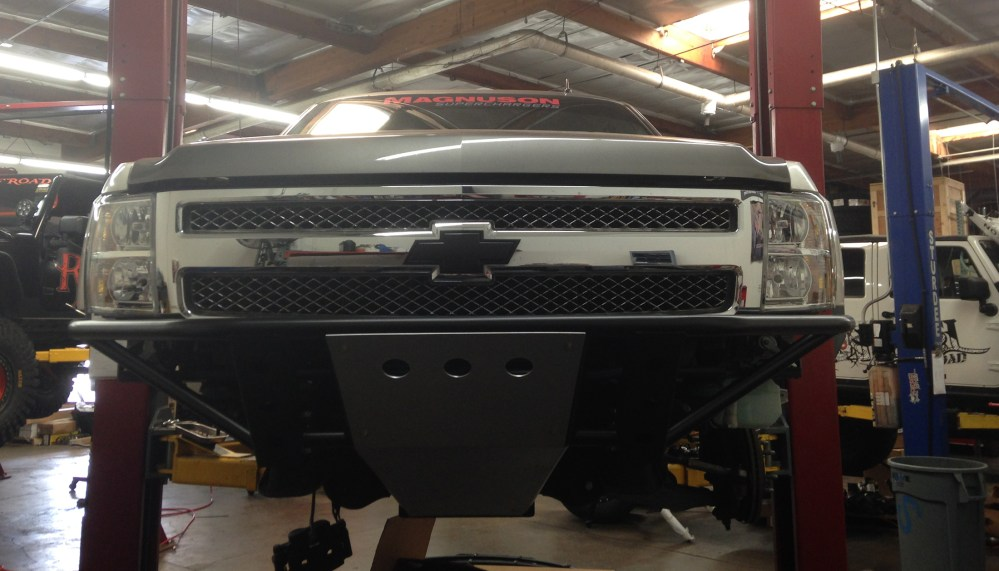 medium resolution of sneak peek of magnuson superchargers upgrade to readylift suspension on 2012 chevy silverado 1500 readylift