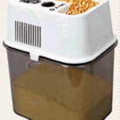 Blendtec Kitchen Mill Commercial Aid Mixer 52 601 Bhm 60 Ounce Electric Grain
