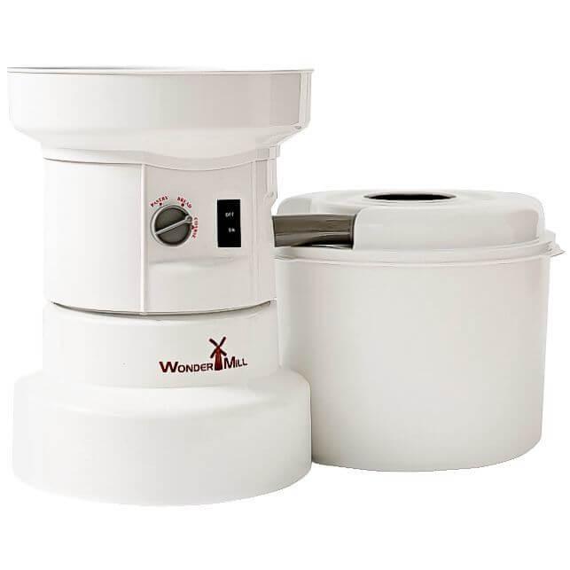 blendtec kitchen mill aid blenders 52 601 bhm 60 ounce electric grain wondermill
