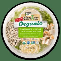 Kitchen Kits Pub Style Table ElevĀte™ Salads - Ready Pac
