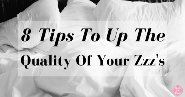 Messy Bed, tips to sleep better