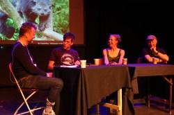 Level Up Human- Glastonbury Festival with Hugh Dennis, Simon Watt, Alice Roberts and Marcus du Sautoy.