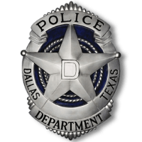 Dallas police department badge | ReadyToCut - Vector Art ...