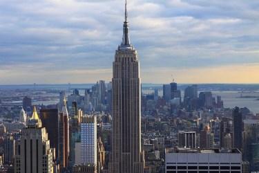 Empire State Building - Nueva York de película