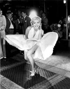Marylin Monroe - Nueva York de película