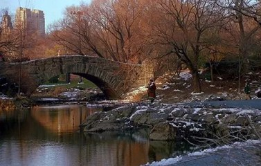 Gapstow Bridge Home Alone 2 - Nueva York de película