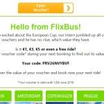 Descuento Flixbus